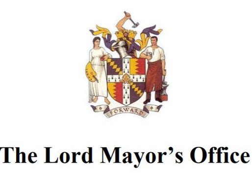 Lord Mayor thanks Selly Park South for Covid-19 support