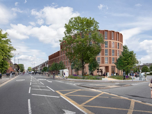Planning Application for Student Building on Dogpool Lane