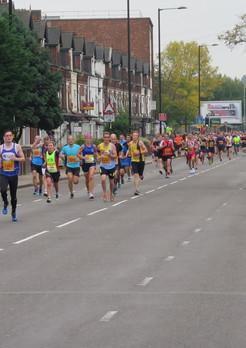 Great Birmingham Run 2015