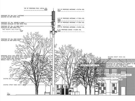 Appealed: 20m 5G Mast on Dogpool Lane