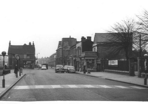 Rershore Road 27/3/1961 by D. J. Norton http://www.photobydjnorton.com/