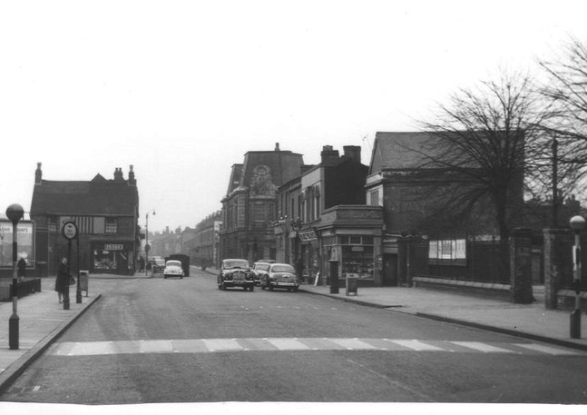 Rershore Road 27/3/1961 by D. J. Norton http://www.photobydjnorton.com/