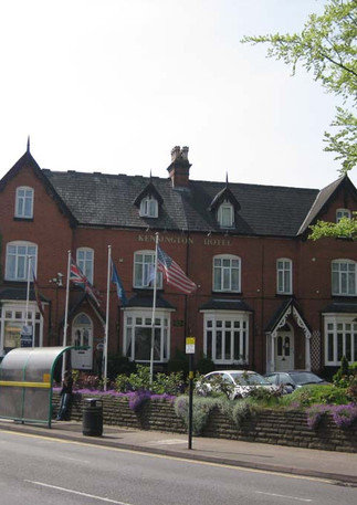 Hotel on Pershore Road