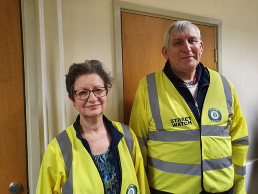 StreetWatch Group Created