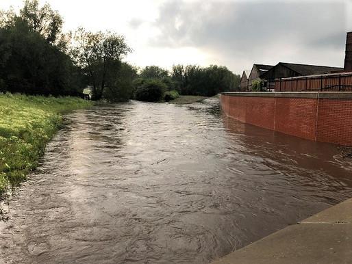 Flash flooding 27 May 2018