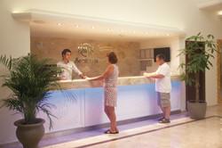 Sentinus Hotels / Reception...