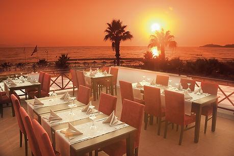 Sentinus Hotel Restaurant ve Bar, Enfes Lezzetler, Yiyecek İçecek zamanı