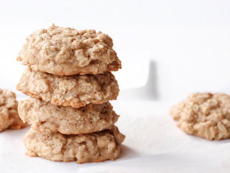 Classic Oatmeal Cookie