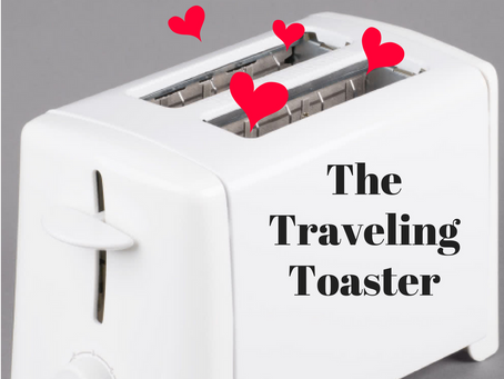 The Traveling Toaster