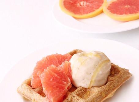 SweetGrapefruit Waffles