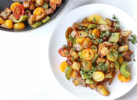 Savory Breakfast Potatoes