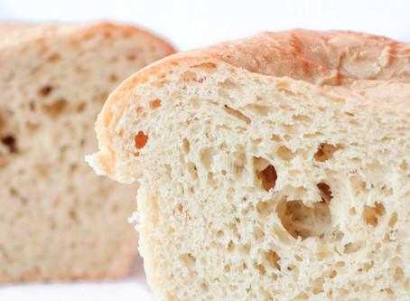 Trusty White Bread