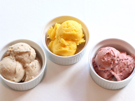Nicecream: 3 Ways, Top 8 Allergy Free