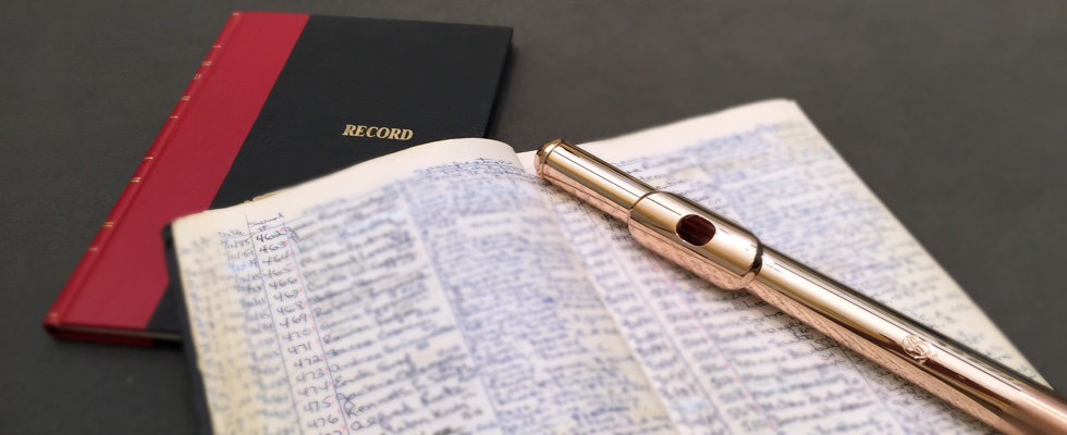 Old Brannen Flutes Register of Ownership