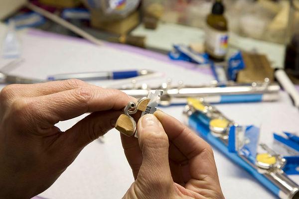 Custom Cutting Cork for a Brannen Flute Mechanism