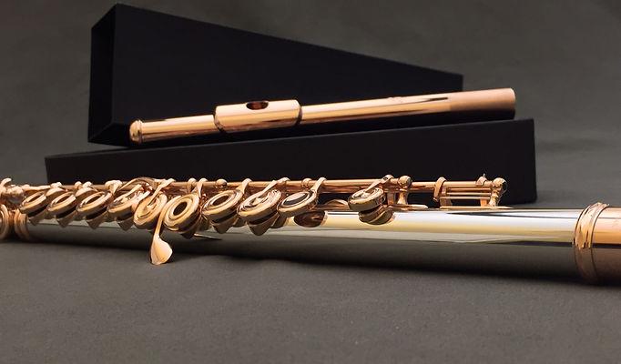 Platinum Gold Brannen Flute