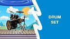 Drum Set Instrument Exploration Thumbnai