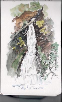 Marymere Falls, ONP