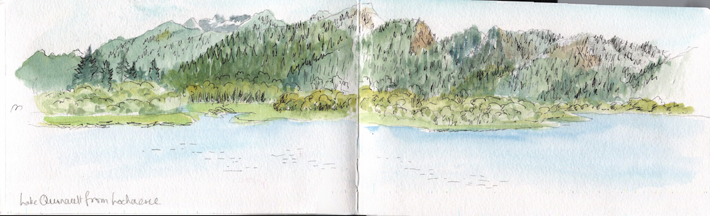 Lake Quinault B ONP
