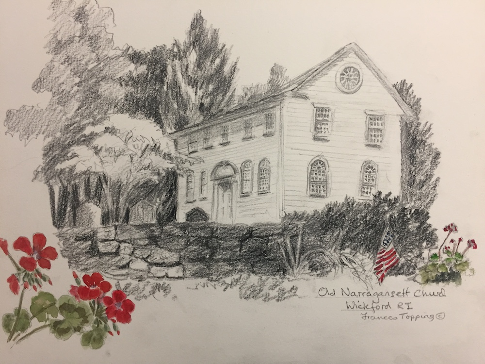 Narragansett church
