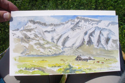 Alp sketch