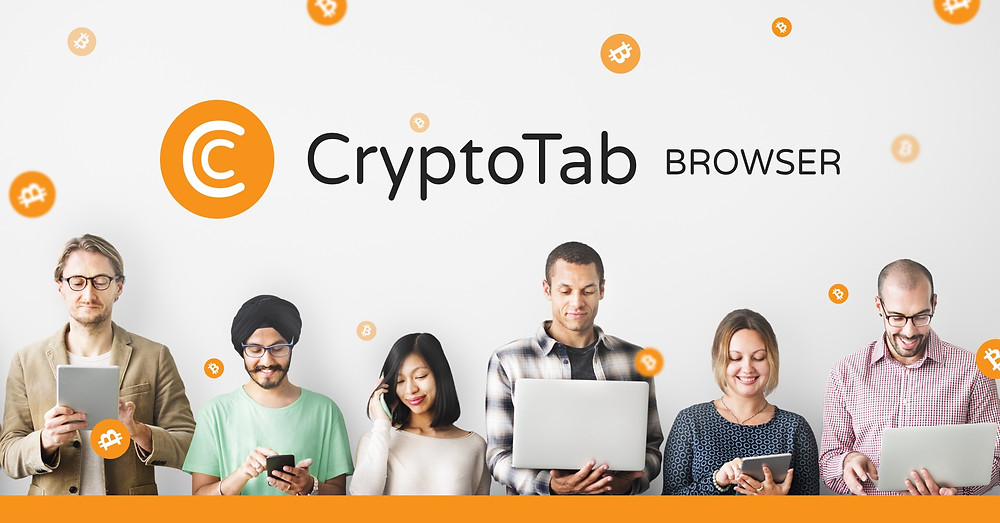 CryptoTab browser. Get Free Bitcoin for Browsing.