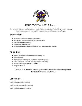 SMHS FOOTBALL Welcome Letter.jpg