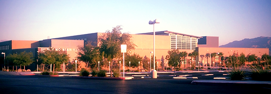 Sunrise Mountain High School Las Vegas