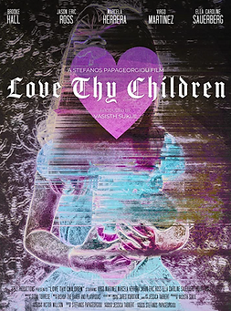 Brooke Hall in Love Thy Children