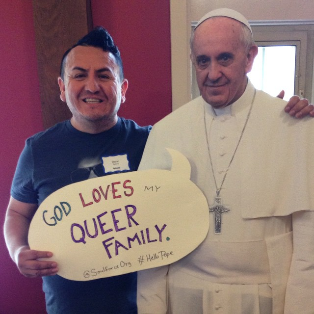 God loves Oscar's queer family