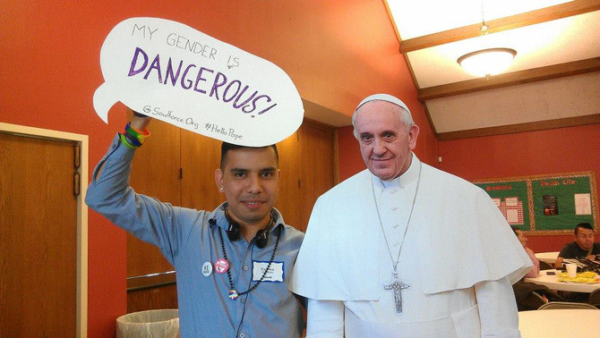 You're Invited: Tell Your Story and Say #HelloPope!