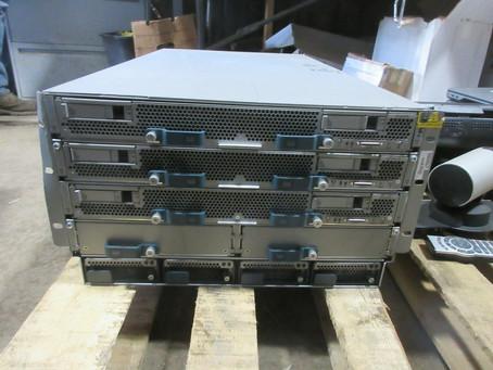 Preparing for a Cisco UCS Blade Server install