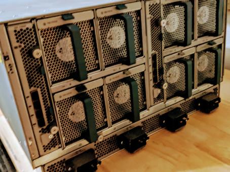 Cisco 5108 Blade Server Chassis received!