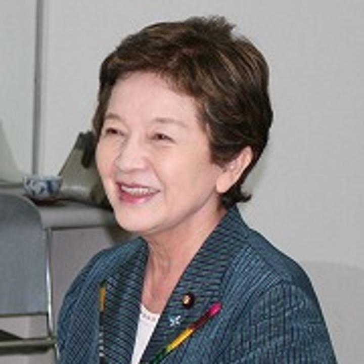 講演会 中山恭子(一般社団法人祭研究会会長、希望の党顧問)