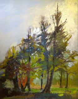 Looking East - Mark Oldland