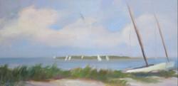 Beached at the Bay - Susan Barnes