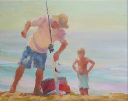 Learning to Fish - Susan Barnes