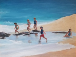 Chasing the Surf - Susan Barnes