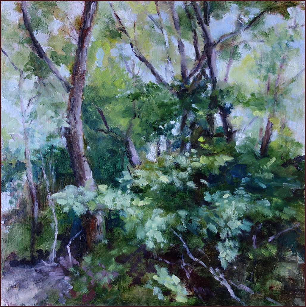 Into the Woods 12x12