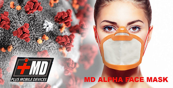 MD Alpha Face Mask