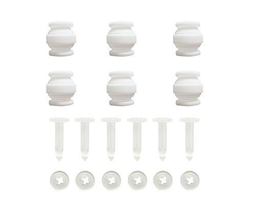 Anti-drop Pins kit with Dampeners