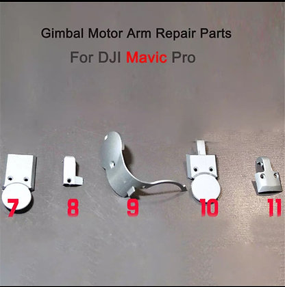 5 pcs set of Cover for Gimbal on Mavic Pro