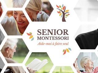 Cycle de conférences Senior Montessori 2018 à Bruxelles et en Wallonie