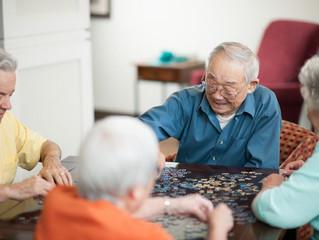 La méthode Montessori adaptée aux personnes âgées
