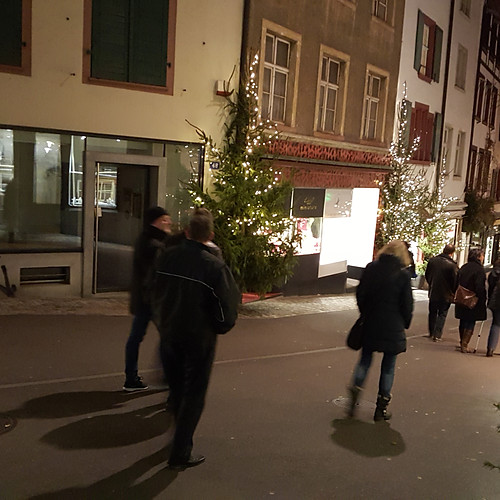 Clübbli wiehnachts- und neujoohrs apéro