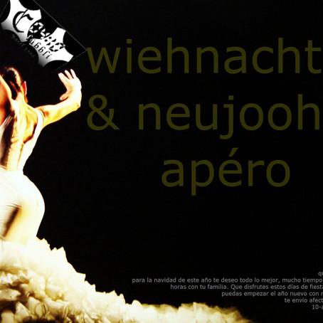 Clübbli wiehnachts- & neujoohrrs apéro 2015