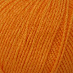 James C Brett Supreme Baby DK Orange SNG17