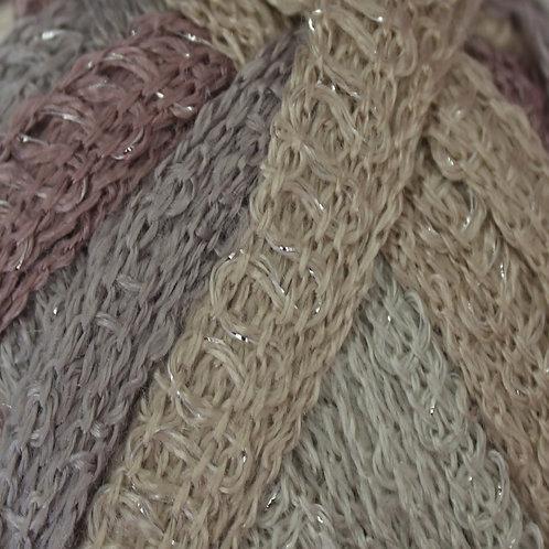Schachenmayr Frilly Scarf Yarn Pastel Mix