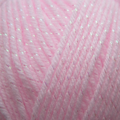 James C Brett Baby Twinkle Pink BT2