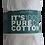 Thumbnail: James C Brett It's 100% Pure Cotton DK White ICO4